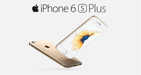 iPhone 6S PLUS em Gold ou Rosa Dourado por 549€ (16Gb-Recondicionado A+++)